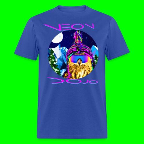 Neon WHOWHO - Men's T-Shirt