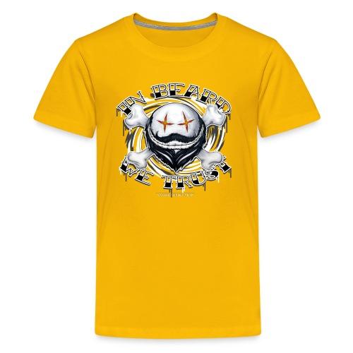 In beard we trust - Kids' Premium T-Shirt