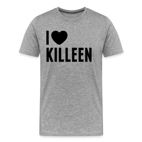 IHK - Men's Black Print (Choose shirt color!) - Men's Premium T-Shirt
