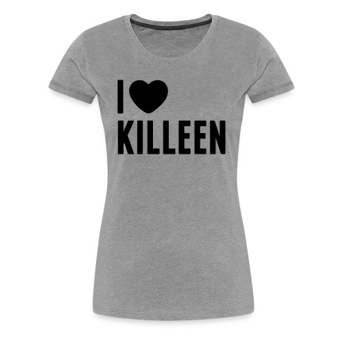 IHK - Women's Black Print (Choose shirt color!) - Women's Premium T-Shirt