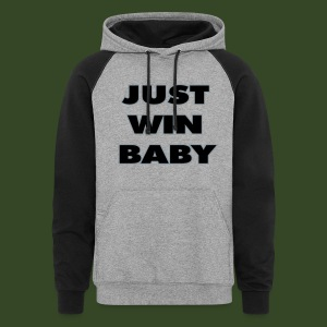 JUST WIN BAY HOODIE - Colorblock Hoodie