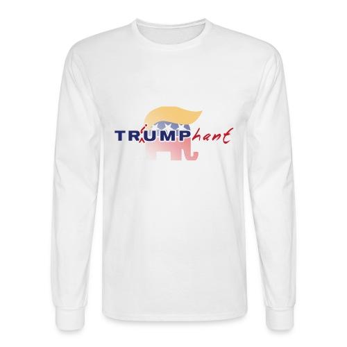 Men's LS Tee - Men's Long Sleeve T-Shirt