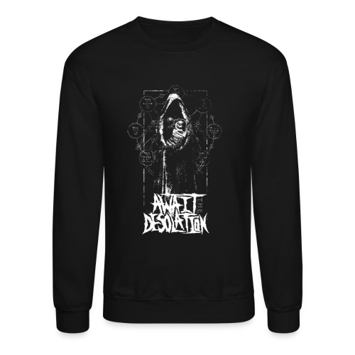 Hooded baby Longsleeve - Crewneck Sweatshirt