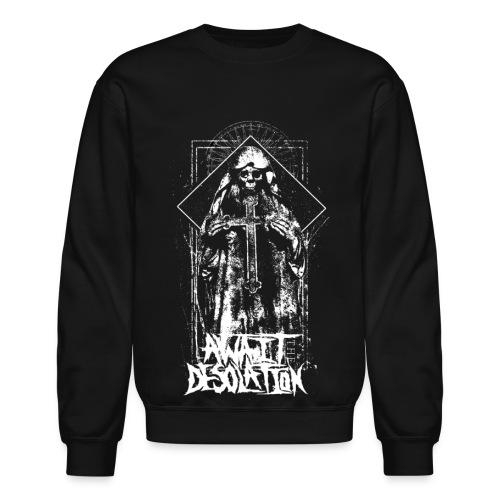 Skeleton Cross Long Sleeve - Crewneck Sweatshirt