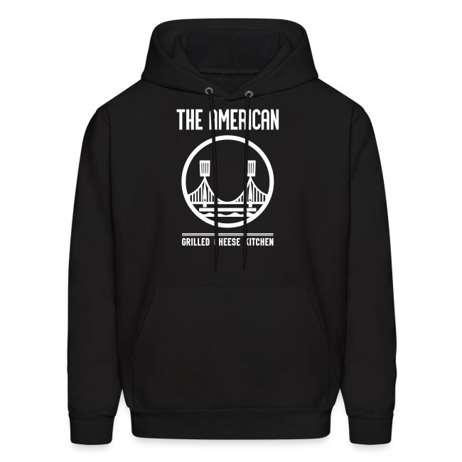 bay bridge logo hoodie