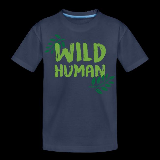 Wild Human Kids T