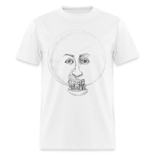 Detroit Moon - Men's T-Shirt