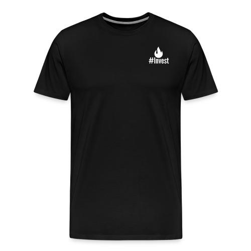 #Invest Shirt - Men's Premium T-Shirt