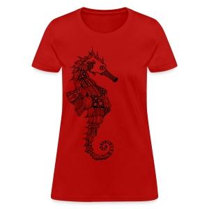 South Seas Seahorse Women's T-Shirt - Women's T-Shirt
