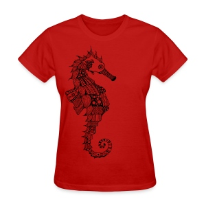 South Seas Seahorse Women's T-Shirt - Women's T-Shirt