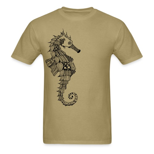 South Seas Seahorse Men´s T-Shirt - Men's T-Shirt
