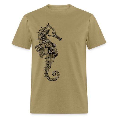 South Seas Seahorse Men´s T-Shirt - Men's T-Shirt