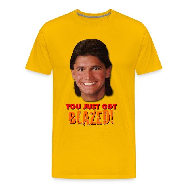 Average Homeboy Big Head T-Shirt