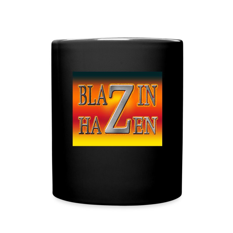 BLAZIN HAZEN COFFEE CUP - Full Color Mug