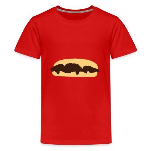 Cheesesteak Shirt - Kids' Premium T-Shirt