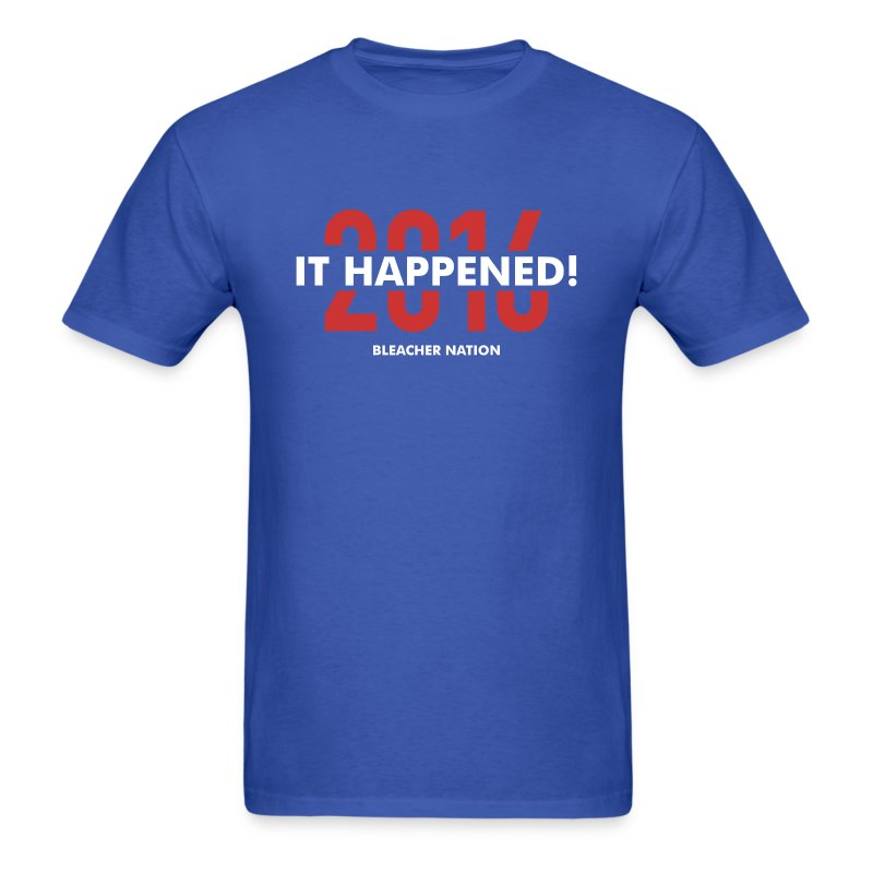 It Happened! 2016 BN - Men's T-Shirt