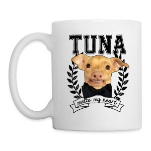NEW! Tuna Crest Mug - Coffee/Tea Mug