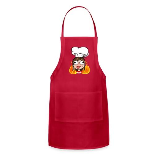 Aggy Fire adjustable apron - Adjustable Apron