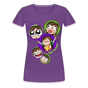 Aggy women T-shirt - Women's Premium T-Shirt