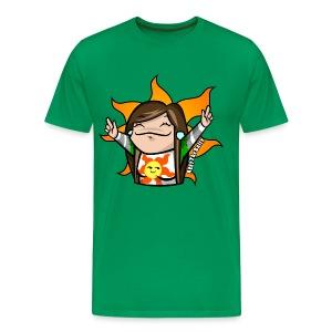AggySun men T-Shirt - Men's Premium T-Shirt