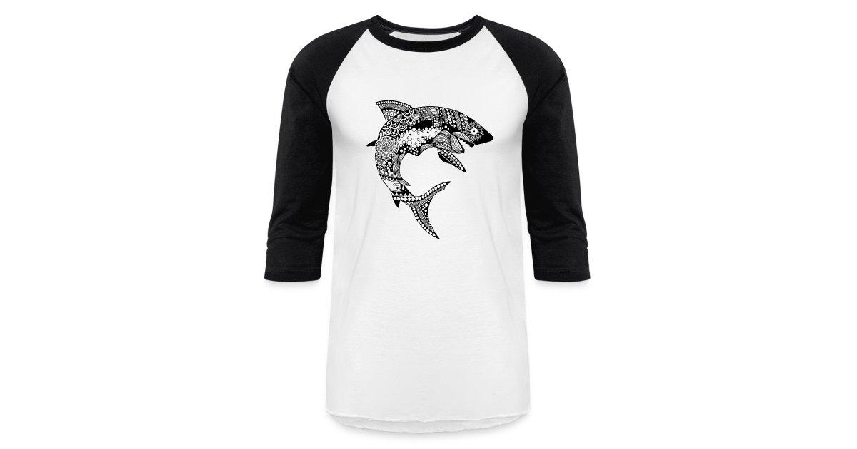 d43379b5 BB Monde Tribal T-shirts from South Seas | Tribal Shark Mens ...