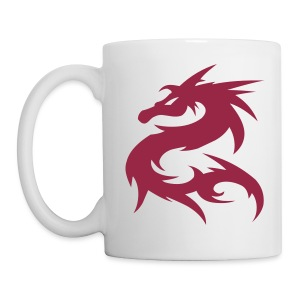 Slay the Dragon mug - Coffee/Tea Mug