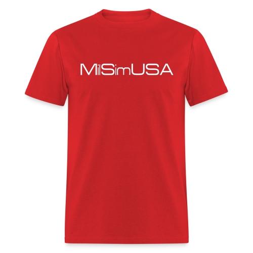MilSimUSA Standard T - STAFF - Men's T-Shirt