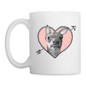 CLASSIC! Tuna heart Mug - Coffee/Tea Mug