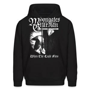 Moongates Guardian - When The Eagle Flies - Men's Hoodie