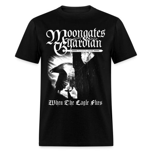 Moongates Guardian - When The Eagle Flies - Men's T-Shirt