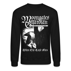 Moongates Guardian - When The Eagle Flies - Crewneck Sweatshirt