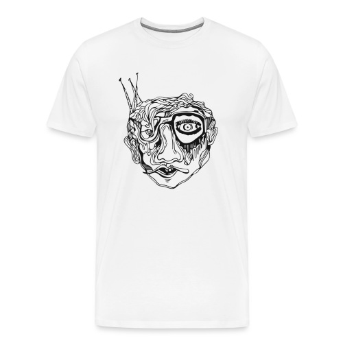 DET Logo Tee - Men's Premium T-Shirt