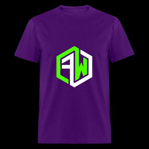 First Wave Purple - Men's T-Shirt