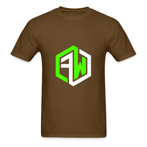 First Wave Brown - Men's T-Shirt
