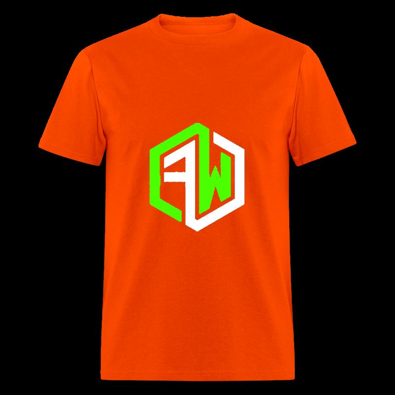 First Wave Orange - Men's T-Shirt