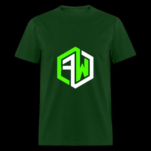 First Wave Green - Men's T-Shirt
