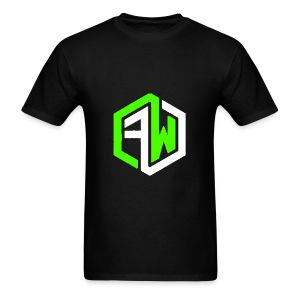 First Wave Black - Men's T-Shirt