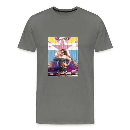 Dezert Doll with star wall - Men's Premium T-Shirt