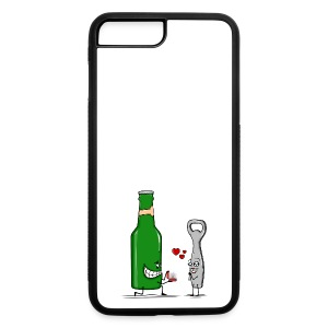 Beer Love Phone & Tablet Cases - iPhone 7 Plus Rubber Case