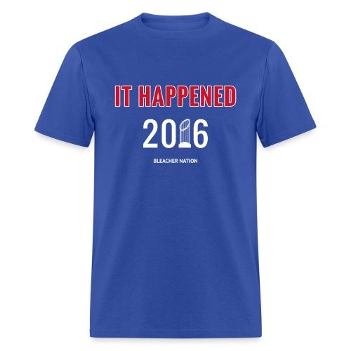 It Happened - Trophy BN - Men's T-Shirt
