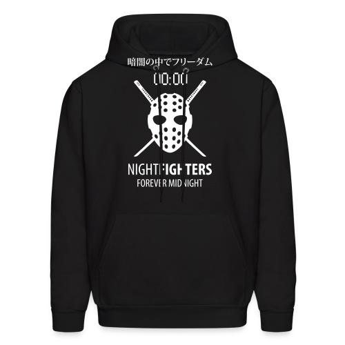 NightFighters Hoodie - Men's Hoodie