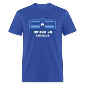 It Happened - Scoreboard BN - Men's T-Shirt