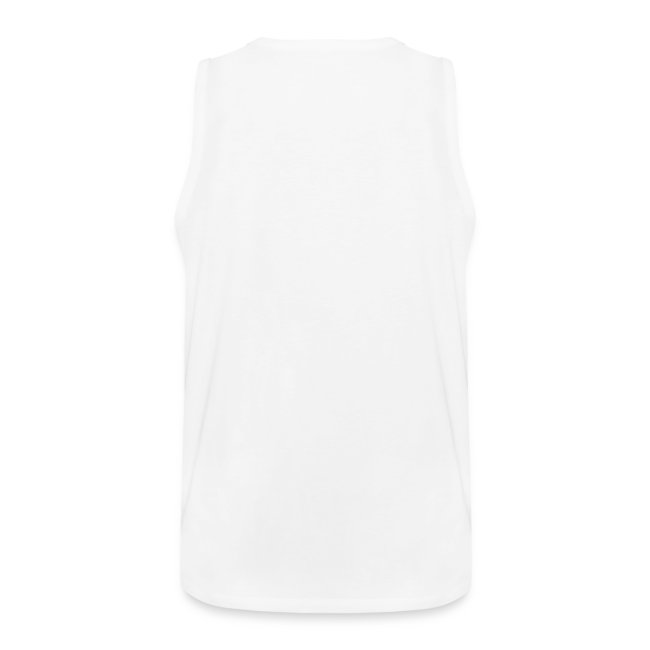 Average Homeboy Tank Top - White