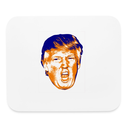 Cheeto Trump Mousepad - Mouse pad Horizontal