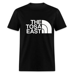 The Tosa East T-Shirt (Black) - Men's T-Shirt