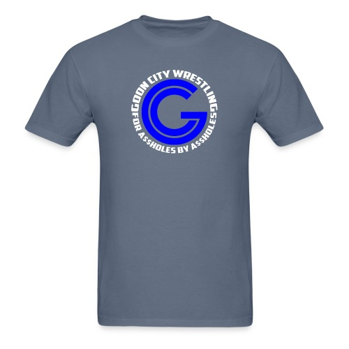 Goon City Wrestling Official T-Shirt - Men's T-Shirt