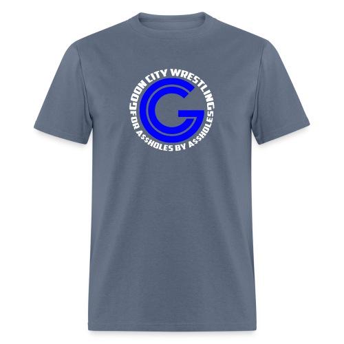 Goon City Wrestling Official T-Shirt - Men's T-Shirt