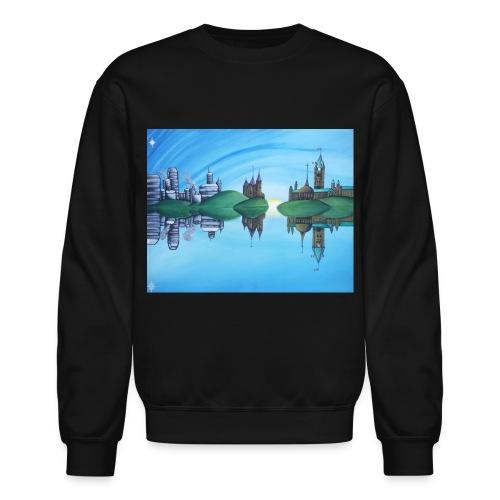 Parliament hill youneekprawduks - Crewneck Sweatshirt