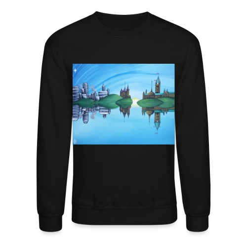Parliament hill youneekprawduks - Crewneck Sweatshirt