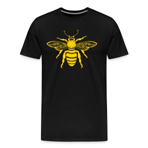Tribal Queen Bee Men's Premium T-Shirt from South Seas Tees - Men's Premium T-Shirt